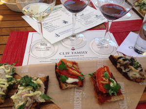 Clif Family Bruschetteria – A Revolution in Napa Valley dining options!