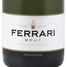 Countdown to 2016:  Pop goes the cork with Ferrari Trento DOC Sparkling Wine