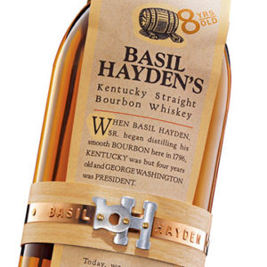 Celebrate American Whiskey with Basil Hayden Bourbon
