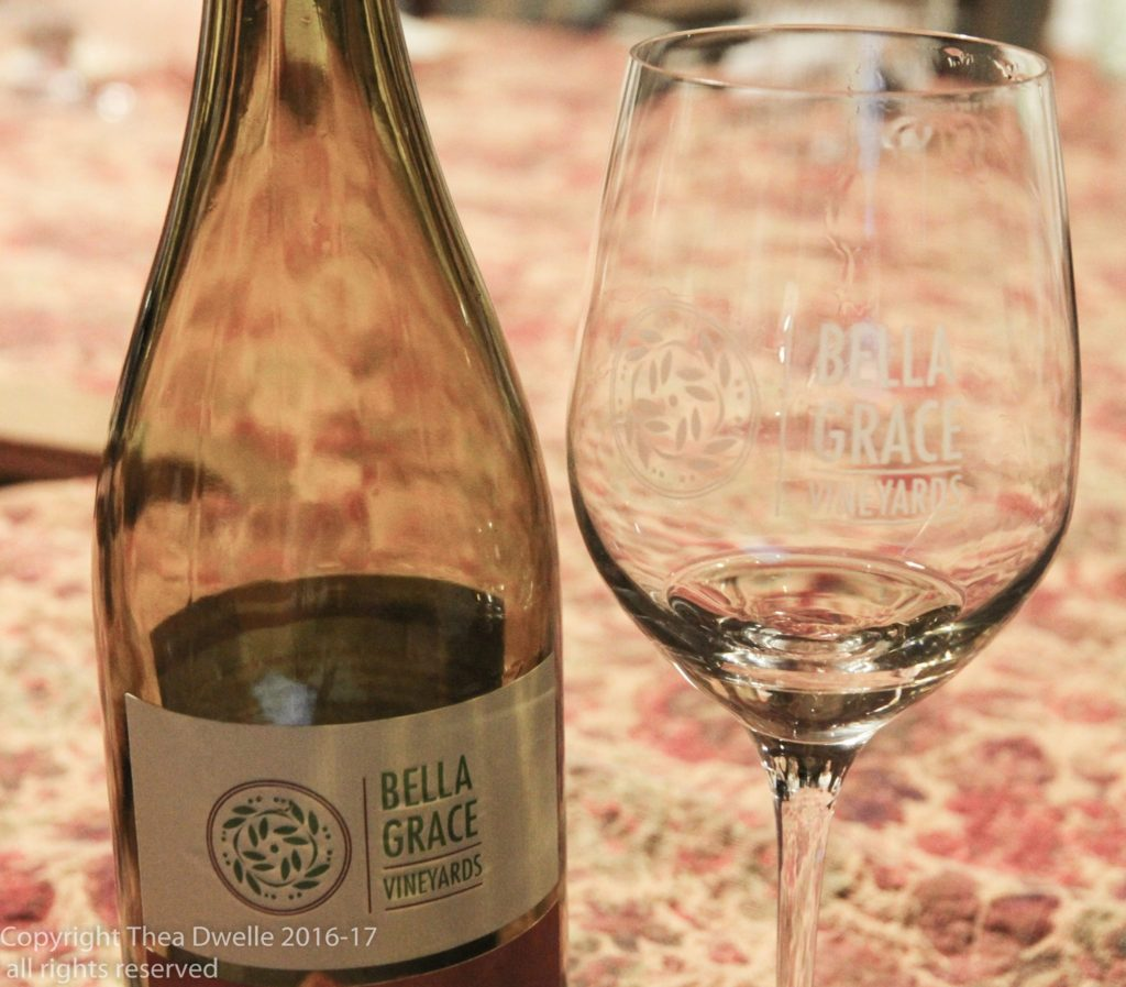 Bella Grace Vineyards Vermentino