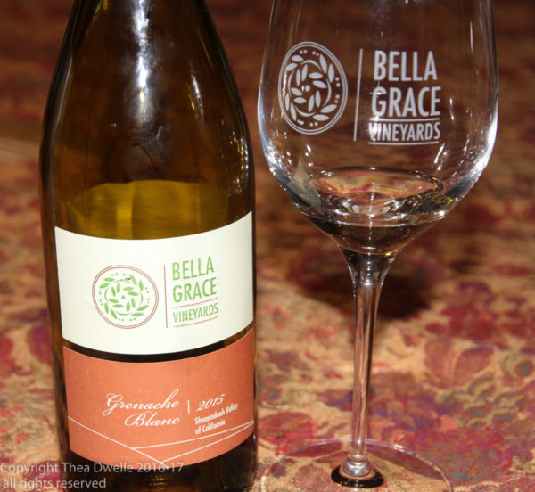 Bella Grace Vineyards:  A star rises in Amador County