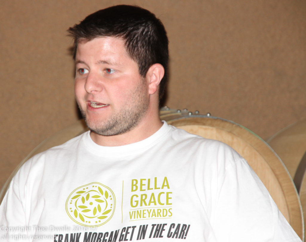 Steven Havill, Bella Grace Vineyards
