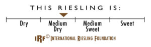 Riesling Scale