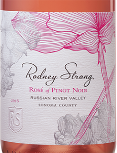 Rodney Strong Rosé of Pinot Noir – Looking through Rosé Colored Glasses