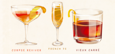 Fall Cognac Crawl – SF Version